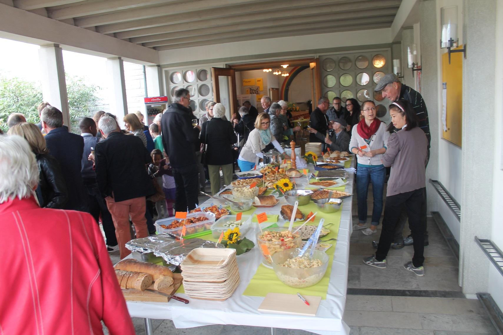 Jahresbericht 2015 der Pfarrei Härkingen