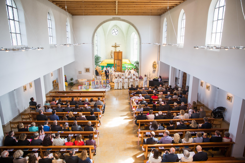 """Erstkommunion 2017 """"Jesus sagt: ich bin die Tür"""""""