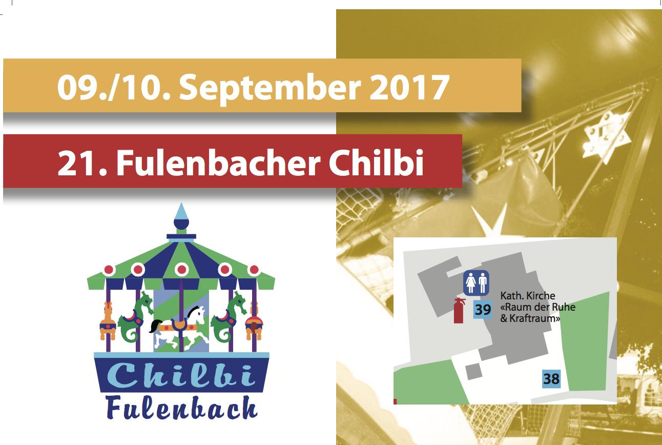 """Offene Kirche an der """"Chilbi"""""""