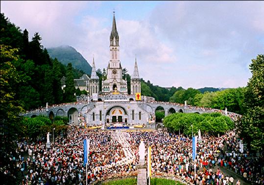 Pilger- und Kulturreise nach Lourdes