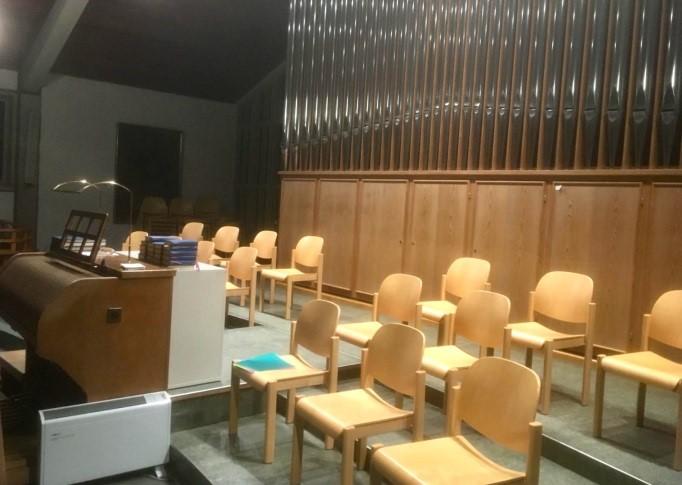Offenes Singen Kirchenchor Härkingen