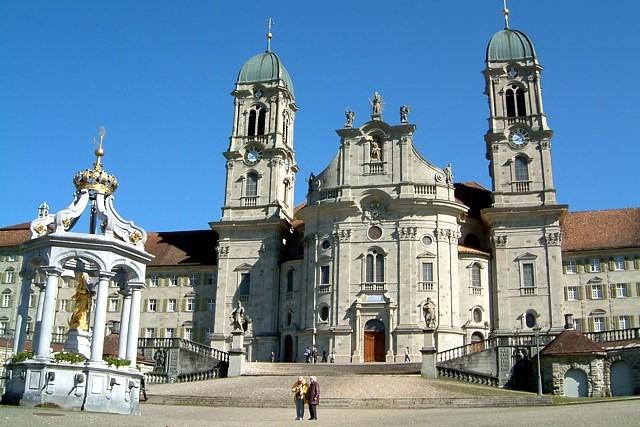 Pfarreiwallfahrt nach Einsiedeln