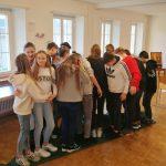 Besuch der Oberstufe- Schülerinnen und Schülern bei der Jugendseelsorge
